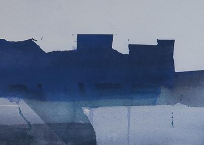 Den blå by