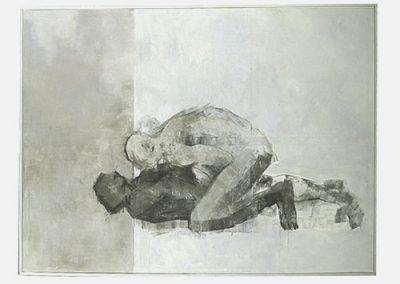 Hvide malerier III