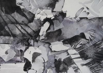 Parafrase III : Goya: Krigens rædsler