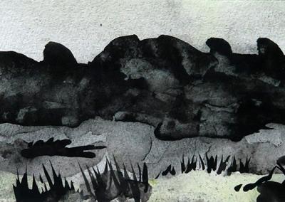 Ørkenen ved daggry 04